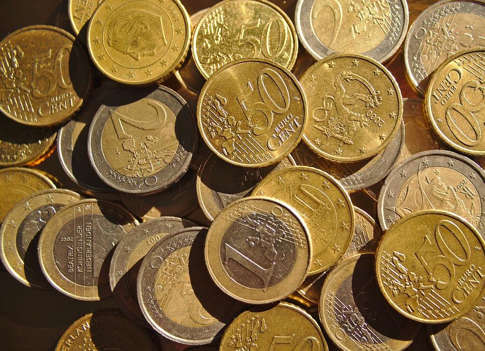 eura drobné