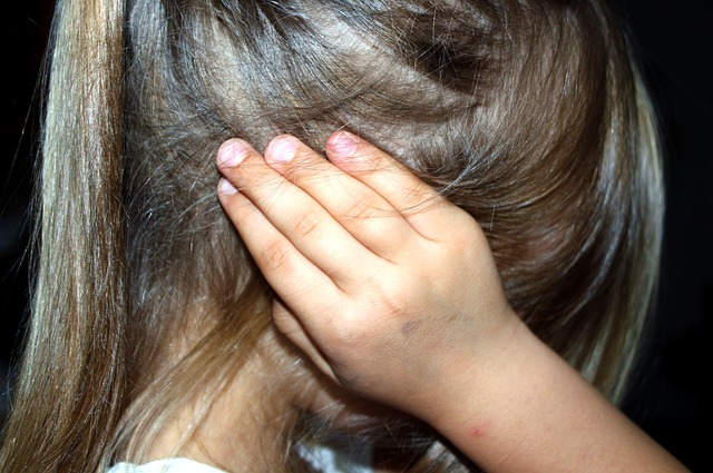 dětské násilí