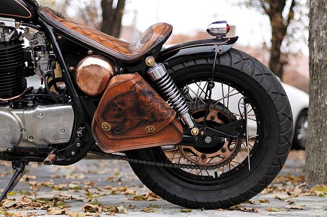 taška na motorce