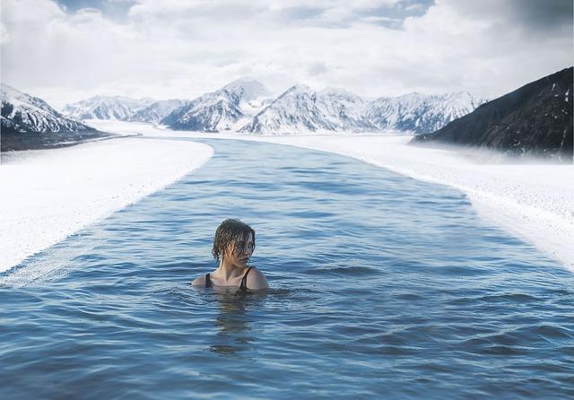 Kouzlo studené vody