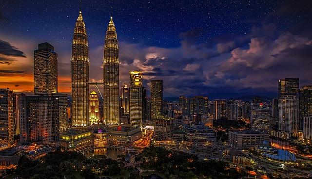 Malajsie – 5 míst, které byste si neměli nechat ujít.