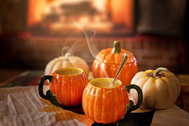 Přivítejte podzim Hallowenskou dýní