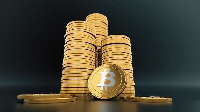 obrázek bitcoinů