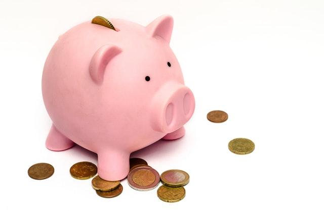 mince a růžové prasátko