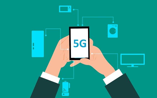 nová 5G síť