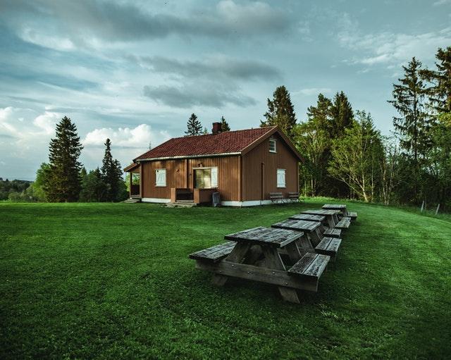 Mobilní domy pro starší rodiče