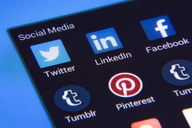 sociální média - způsob propagace