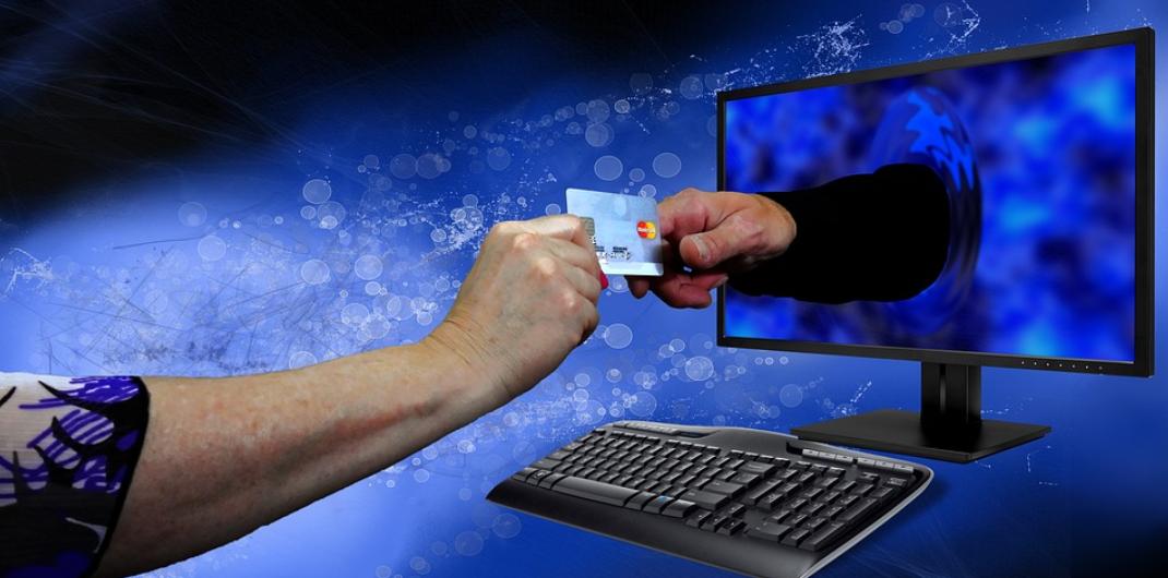 krádež online